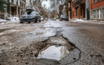Avoid Potholes, Avoid an Auto Insurance Claim