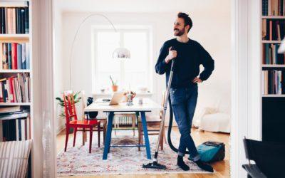 4 Springtime Home Maintenance Tips